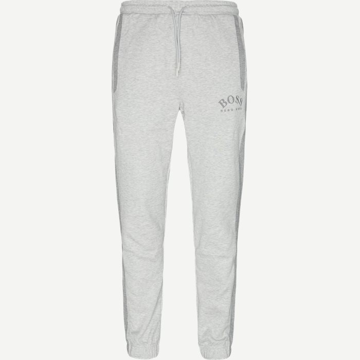 Hadiko Sweatpants - Bukser - Regular - Grå
